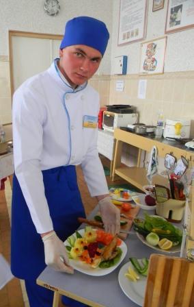 Кухар кондитер